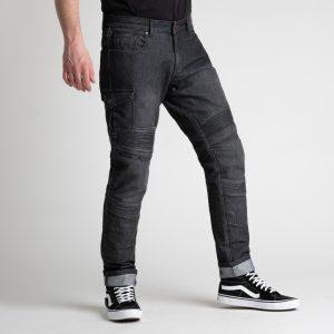 Spodnie Jeans Broger Ohio Washed Black