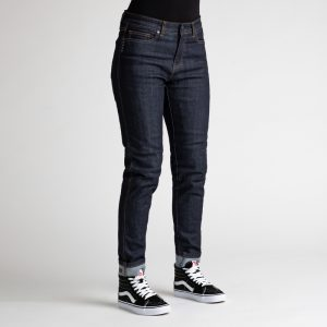 Spodnie Damskie Jeans Broger California Raw Navy