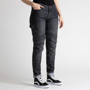 Spodnie Damskie Jeans Broger Ohio Washed Black