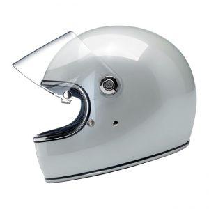 Kask Biltwell Gringo S ECE Metallic Pearl White