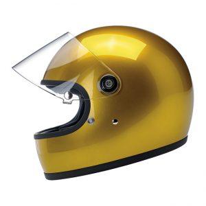 Kask Biltwell Gringo S ECE Metallic Yukon Gold