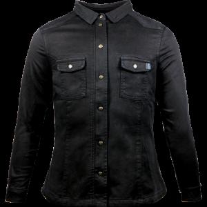 Koszula Damska John Doe Motoshirt Black