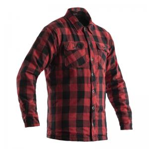 Koszula motocyklowa RST Lumberjack Aramid Red