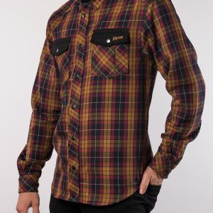Koszula Motocyklowa Broger Alaska Caramel
