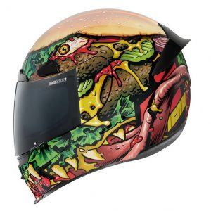 Kask Icon Airframe Pro Fast Food