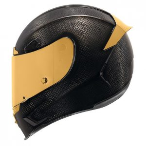 Kask Icon Airframe Pro Carbon Gold