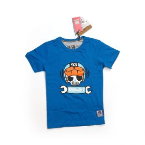 Koszulka dziecięca BOBBY BOLT Scram