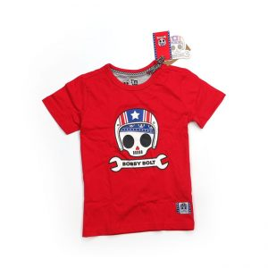Koszulka dziecięca BOBBY BOLT USA