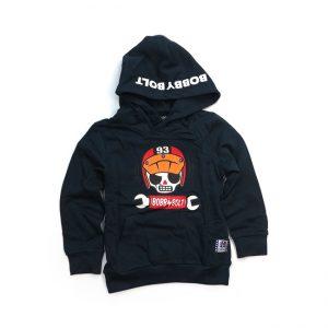 Bluza dziecięca hoodie BOBBY BOLT Scram Navy
