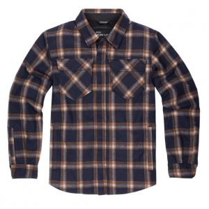 Koszula/Kurtka Icon 1000 Upstate Flannel Orange