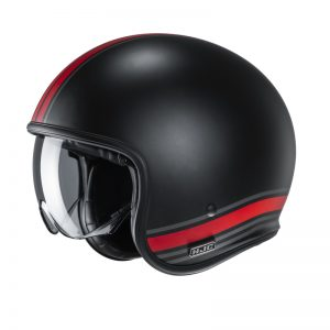 Kask HJC V30 Senti Black/Red