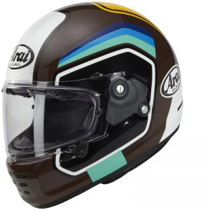 Kask Arai Concept-X 182 Number Brown