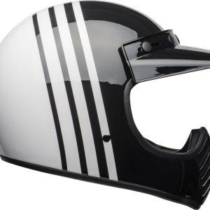 Kask Bell Moto-3 Reverb Black/White