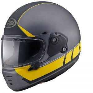 Kask Arai Concept-X 182 Speedblock Yellow