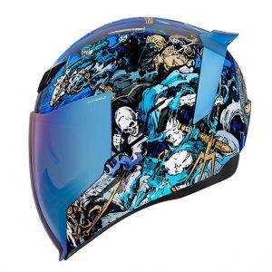 Kask Icon Airflite 4horsemen Blue
