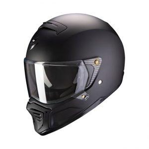 Kask Scorpion EXO-HX1 Solid Black Matte