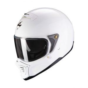 Kask Scorpion EXO-HX1 Solid White