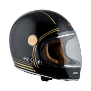 Kask By City Roadster Gold Black