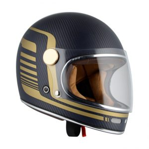 Kask By City Roadster Carbon Blue Gold