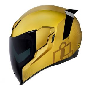 Kask Icon Airflite MIPS Jewel Gold